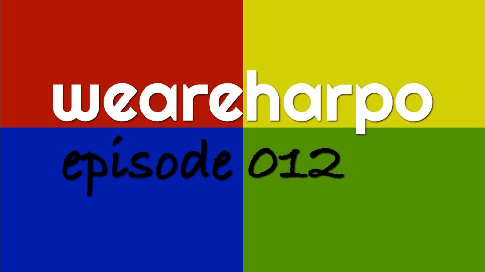 Episode 012 Logo