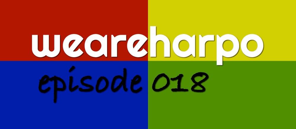 Episode 018 Logo