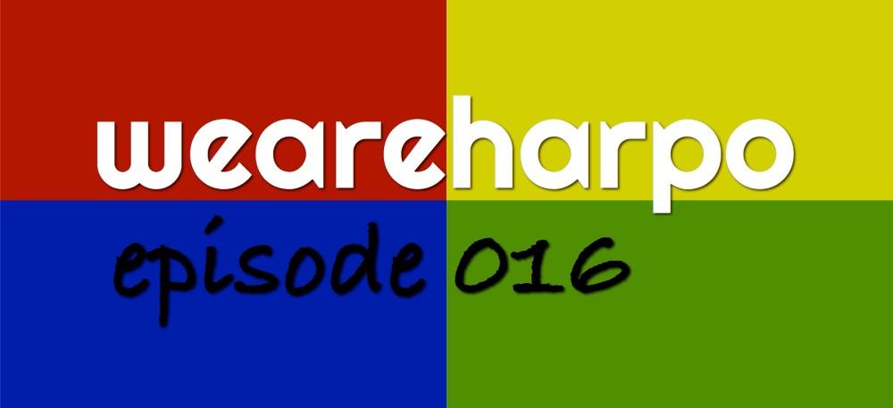Episode 16 Logo