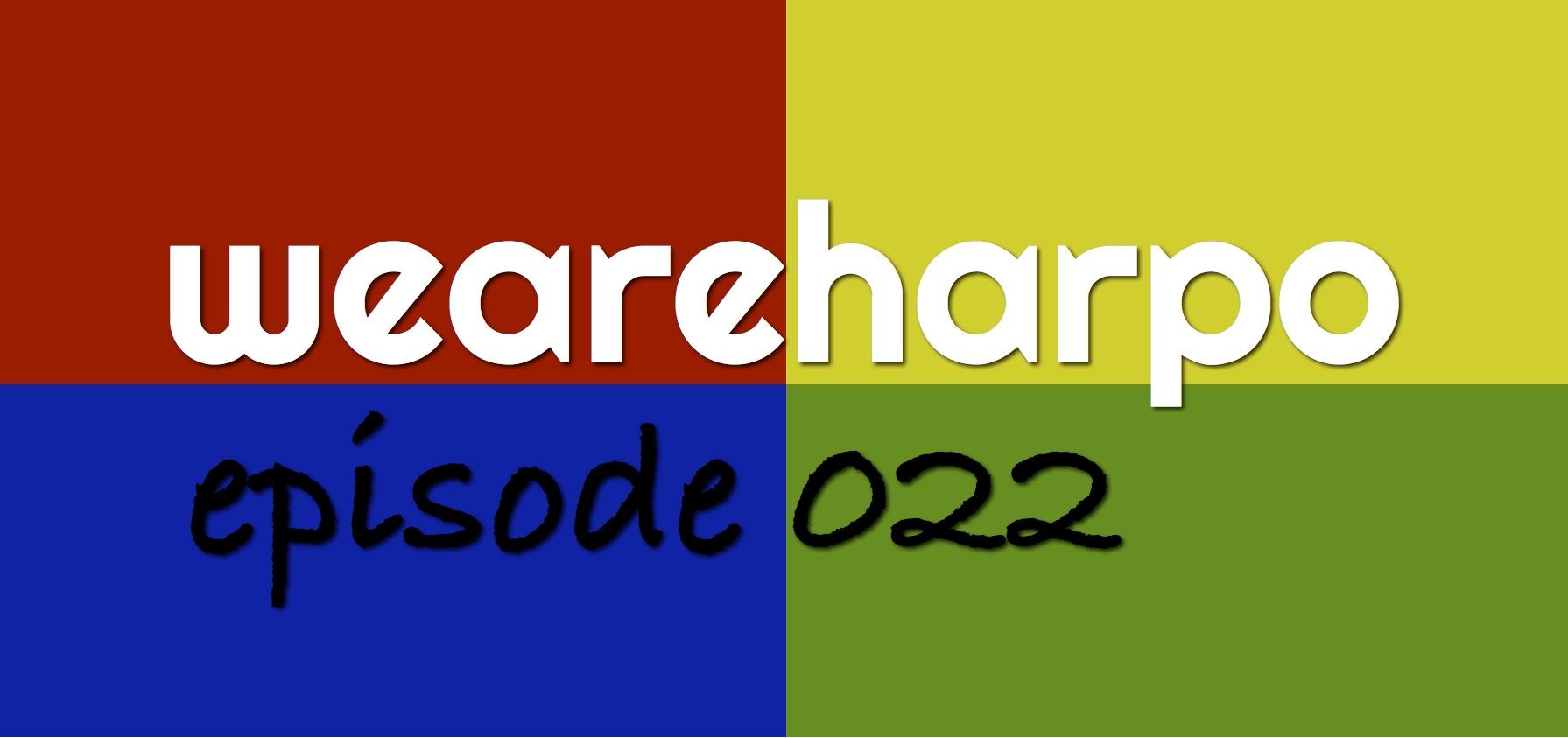 Episode 022 Logo
