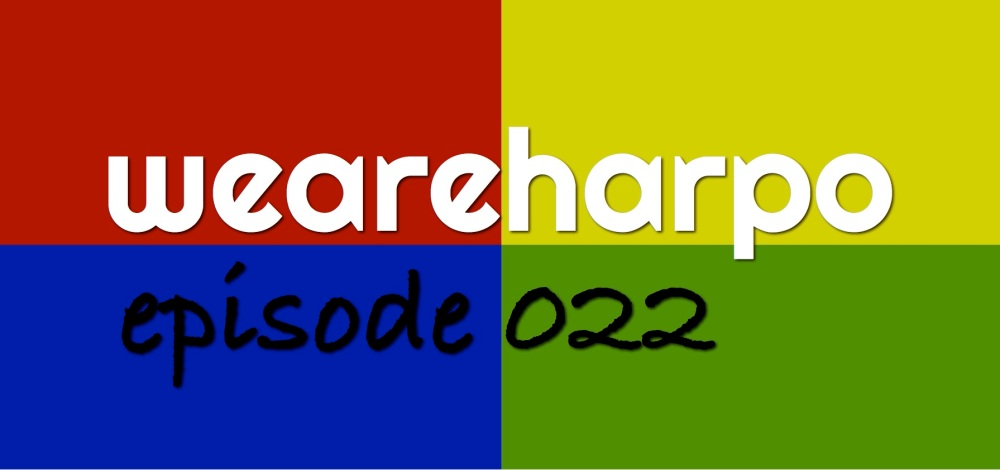 Episode 022 Logo