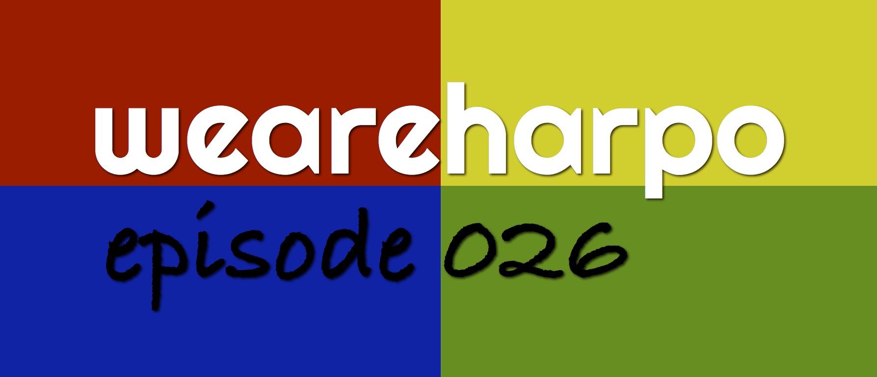 Episode 26 Logo