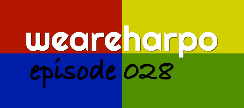 Episode 28 Logo